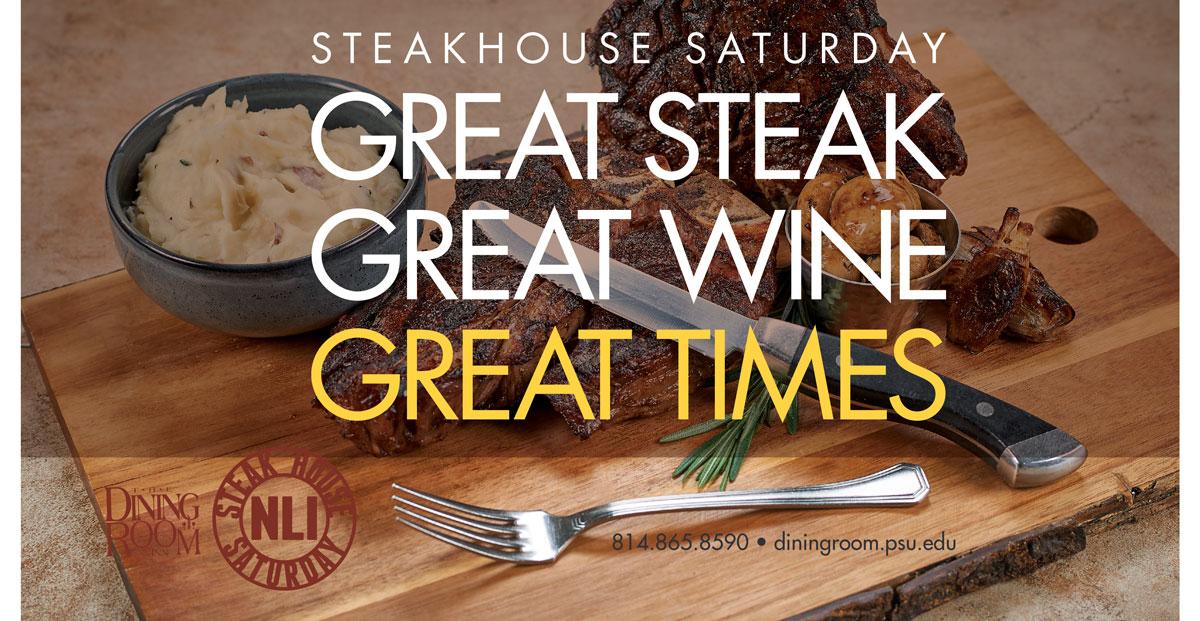 Steakhouse Saturday