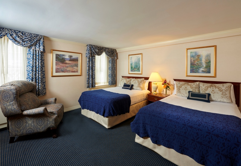 Double Room at The Nittany Lion Inn
