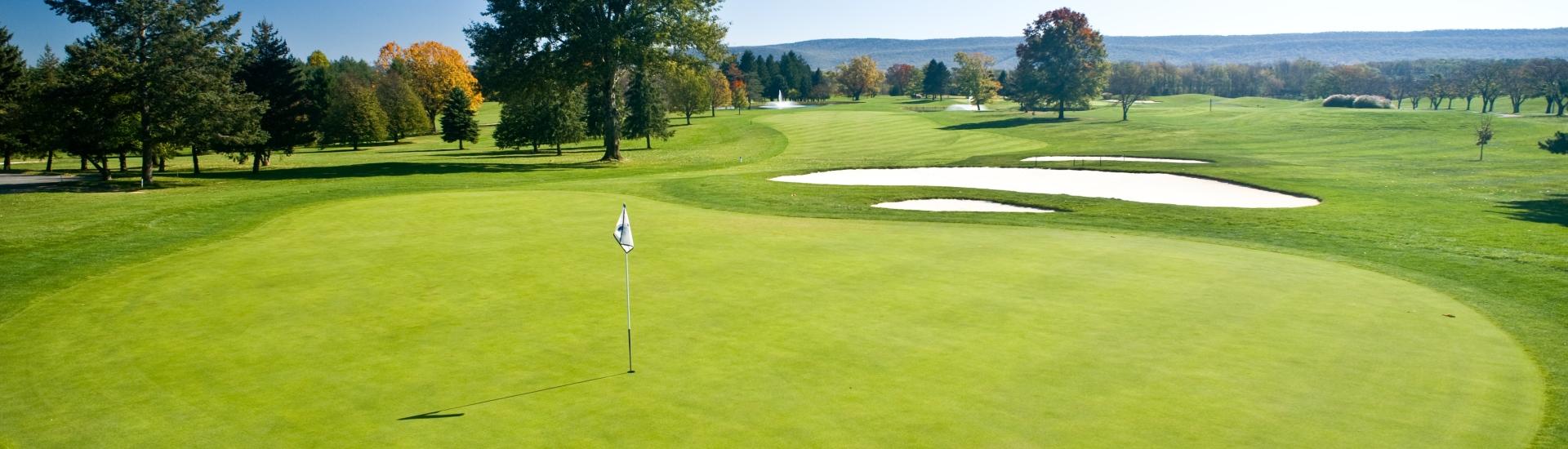 PSU Golf Course