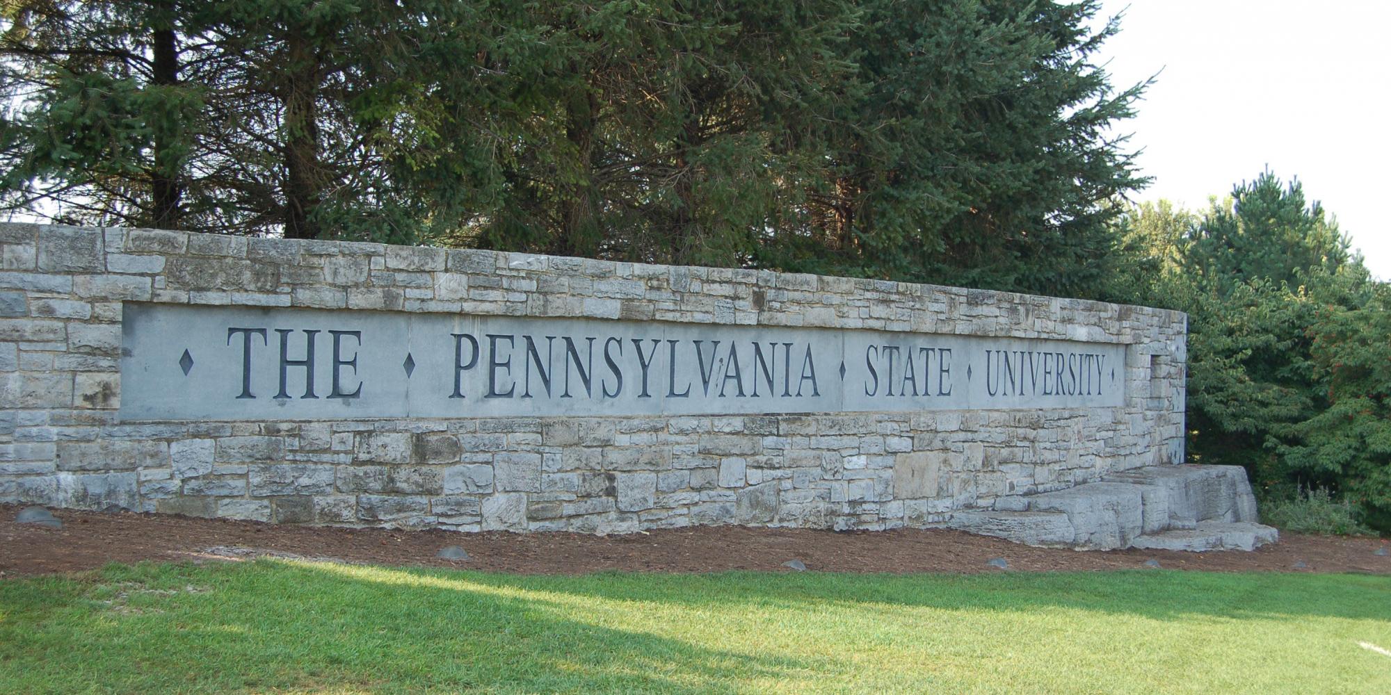 Penn State Universtiy Tours
