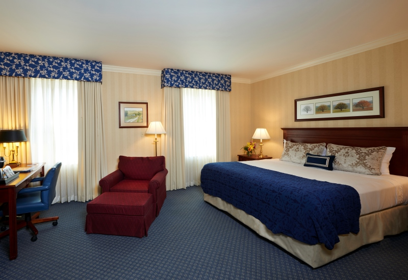 King Room at The Nittany Lion Inn