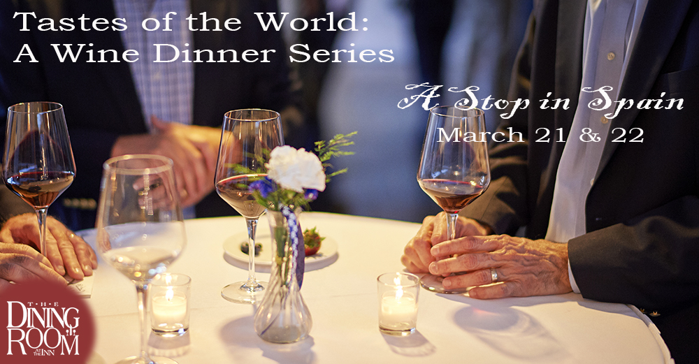 Tastes of the World: A Wine Dinner Series