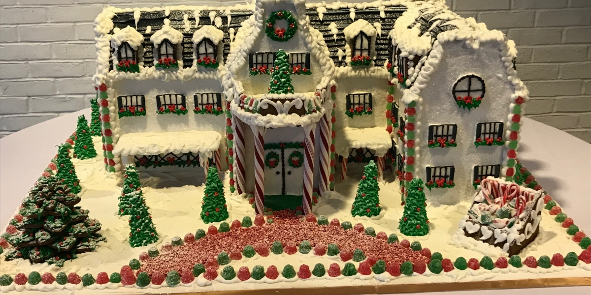 Nittany Lion Inn Gingerbread