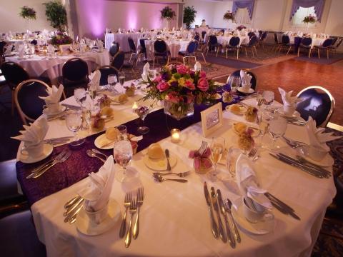 NLI Boardroom Wedding