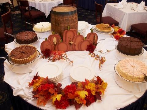 Dessert TableDessert Table