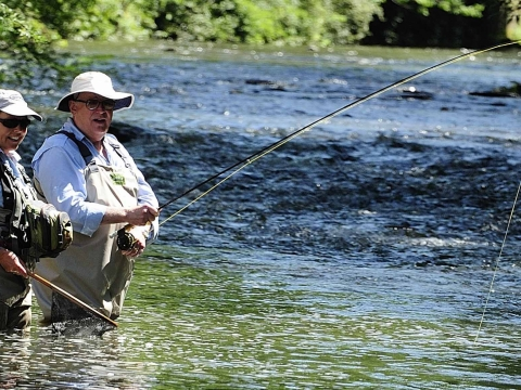 Fly Fishing Package the Inn State College