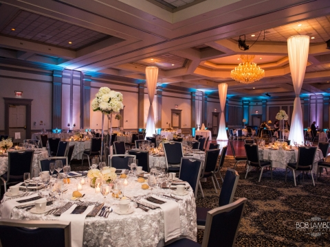 Nittany Lion Inn Ballroom Wedding